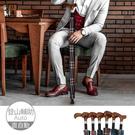 【雨之情】公爵好握格紋T型休閒直傘(6色)-大傘面/防潑水/抗強風/輔助傘