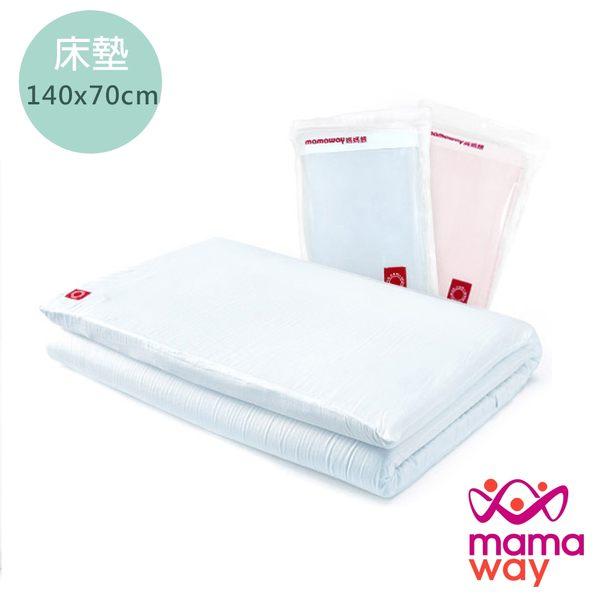【mamaway媽媽餵】純棉嬰兒床套(140*70cm)