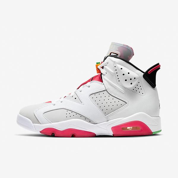 【現貨折後$4999再送贈品】NIKE Air Jordan 6 Retro Hare 兔寶寶 喬丹 6代 女鞋 撞色 籃球鞋 運動 384665-062