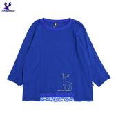 【春夏新品】American Bluedeer - 刺繡細褶上衣(特價)  春秋新款