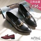 包鞋 金屬大銜扣包鞋 MA女鞋 T204...