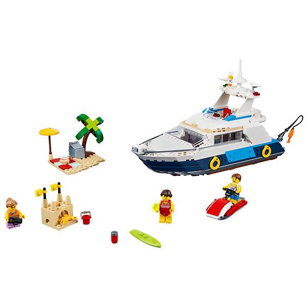 樂高積木LEGO 3合1創作系列 31083 巡航探險