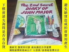 二手書博民逛書店The罕見Znd Secret DIARYOF JOHN MAJ