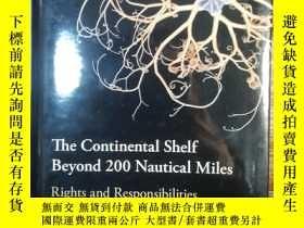 二手書博民逛書店The罕見Continental Shelf Beyond 20
