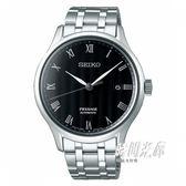 【分期0利率】SEIKO 精工錶PRESAGE 機械錶 41.7mm 4R35-02S0D 水晶 SRPC81J1