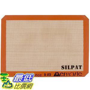 [104美國直購] Silpat 烘焙墊 AE365240-02 Silicone Baking Mat, 36.5 x 24cm 法國製 烤箱墊 _CB1