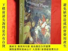 二手書博民逛書店Cultures罕見of Plague: Medical thi