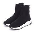 優雅休閒襪靴展現俐落潮流風格