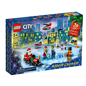 LEGO 樂高® 城市驚喜月暦_LG60303