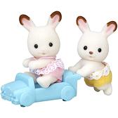 森林家族 可可兔雙胞胎_EP14197