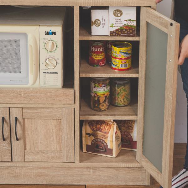 電器櫃 收納櫃 餐廚櫃 廚房架【N0057】夏洛電器收納廚房櫃 MIT台灣製   收納專科