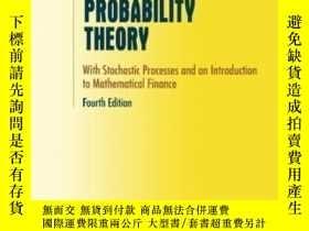 二手書博民逛書店Elementary罕見Probability Theory-基本概率論Y436638 Kai Lai Chu