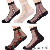 中筒超薄中筒蕾絲女士絲襪子