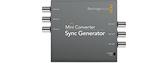【BMD】BlackMagic Mini Converter - Sync Generator 迷你轉換器同步發生器 CONVMSYNC 公司貨