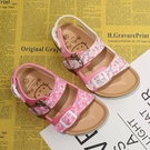【2色】柏肯涼鞋 足弓型 凱蒂貓涼鞋 Hello Kitty涼鞋 台灣製 正版授權 兒童涼鞋 休閒涼鞋 J6782