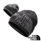 【THE NORTH FACE 美國】HIGHLINE BEANIE 雙面吸濕排汗保暖帽『UA9 深灰/黑迷彩』NF00A5WG 帽子