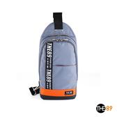 【THE89】輕旅騎行906-9102 單肩胸包 (灰色)