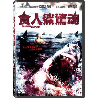 食人鯊驚魂DVD
