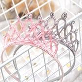 漂亮公主皇冠鑲鑽髮箍 髮箍 髮飾 兒童髮飾