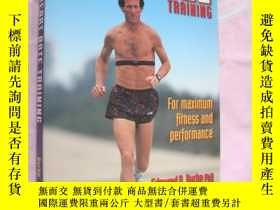 二手書博民逛書店Precision罕見Heart Rate Training: