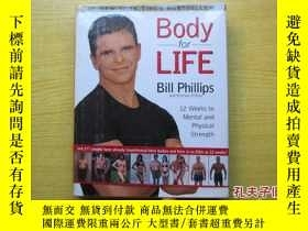 二手書博民逛書店Body罕見For Life: 12 Weeks to Ment