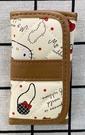 【震撼精品百貨】Hello Kitty_凱蒂貓~三麗鷗 KITTY日本~鎖包-米*07468