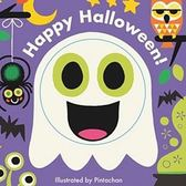 Little Faces:Happy Halloween! 變臉操作書:萬聖節快樂(外文書)