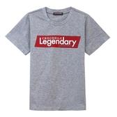 『小鱷魚童裝』純色文字印圖T恤(08號~20號)557420