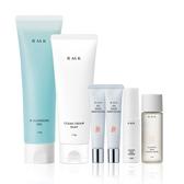 【RMK】雙效潔膚凝膠+果粒洗顏皂霜+煥膚美肌露(舒壓型)30ml+潤澤活力菁萃15ml+UV防護乳50-8g*2