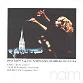 經典數位~伊歐娜布朗(指揮) & 挪威室內樂團 - 葛利格、提比特、貝多芬Grieg, Tippett, Beethoven