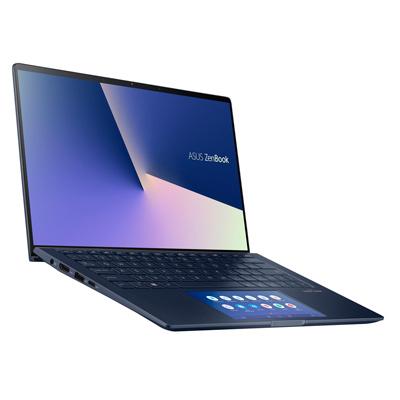 華碩 ASUS ZENBOOK  UX334FL-0043B8565U 13.3吋筆電 皇家藍 (I7-8565U/16G/512G/W10)
