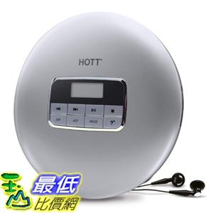 [7美國直購] 隨身聽 CD Player Portable,Walkman CD Player Anti-Skip Protection Shockproof Function CD