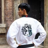 跆拳道服成人/白色大師服LG-3215