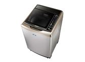 三洋17KG變頻不鏽鋼DD直流馬達超音波玻璃觸控面板單筒直立式洗衣機 SW-17DVGS