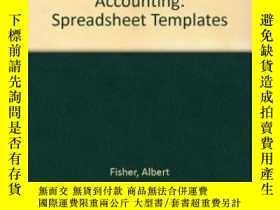 二手書博民逛書店Introduction罕見To Management Accounting: Spreadsheet Templ