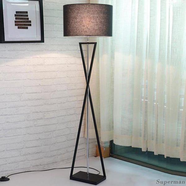 落地燈 - 客廳落地燈臥室美式北歐床頭立式檯燈 jy【聖誕節快速出貨八折】