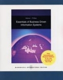 二手書博民逛書店 《Essentials of Business Driven Information Systems》 R2Y ISBN:0071287582