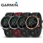 [富廉網]【GARMIN】Forerunner 645 Music GPS智慧心率跑錶 黑/櫻桃紅 產品料號 010-01863