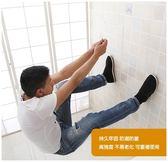 【無痕黏膠三連鉤】廚房浴室透明壁掛勾 免釘免鑽牆壁門後吸盤活動式掛勾