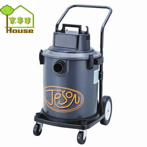 [ 家事達 ] 台灣Jeson-JS-103 雙馬達 乾濕兩用吸塵器 (40公升) /110V 特價