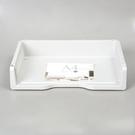 日本製【Inomata】橫式文件整理盒 GR/ 4315
