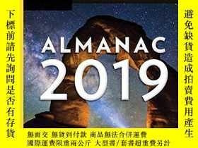 二手書博民逛書店National罕見Geographic Almanac 2019: Hot New Science - Incr