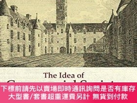 二手書博民逛書店The罕見Idea Of Commercial Society In The Scottish Enlighten