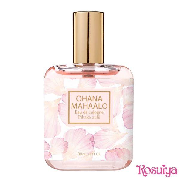 OHANA MAHAALO愛戀茉莉 輕香水30ml