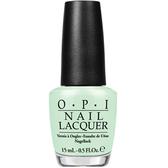 OPI 浪漫夏威夷 薄荷綠影 指甲油 NLH65 H65