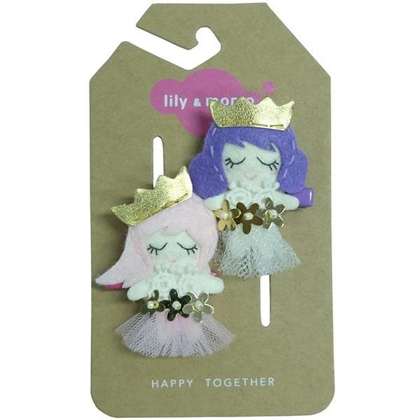 【美國 Lily & Momo】手工童趣髮飾- 胡桃鉗 #HCA355