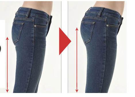來福俏臀褲,H360豐臀高腰三角內褲加墊強厚翹臀透氣假屁股性感提臀內褲,售價300元