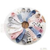 【動物立體短襪】超值十入組合 不挑款 立體耳朵 可愛動物襪 成人短襪 韓國立體船襪 船型襪