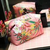 防水大碼化妝包韓版大容量收納包女大號旅行便攜洗漱包懶人化妝袋