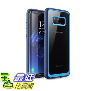 [106 美國直購] Supcase Samsung Galaxy S8 Plus Case 霧面藍框 [Unicorn Beetle Style Series] 手機殼 保護殼